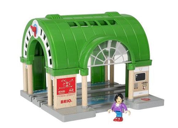 Gare centrale sonore - BRIO