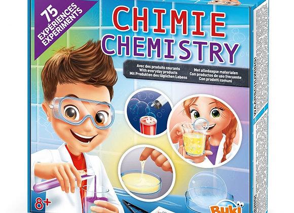 Chimie 75 Expériences - BUKI