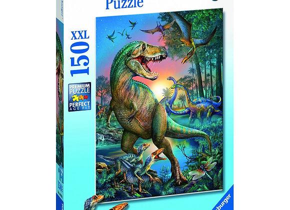 Puzzle Dinosaure XXL 150 pièces - RAVENSBURGER
