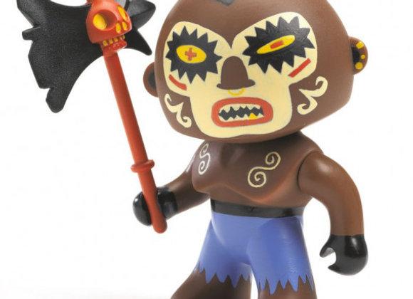 Figurine pirate Etnic Arty Toys - DJECO