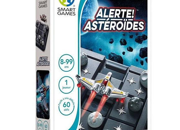 Alerte Astéroïdes - SMARTGAMES