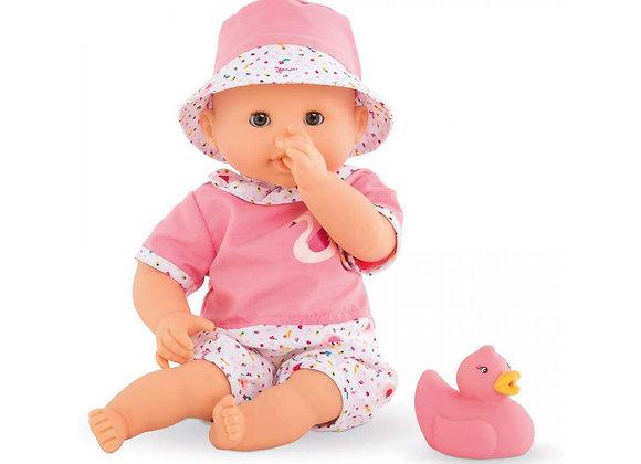 Poupon bébé bain Calypso - COROLLE