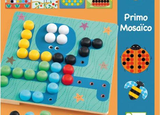 Primo Mosaïco – DJECO