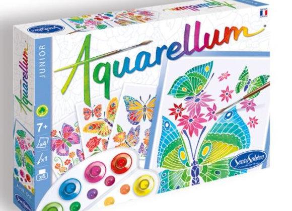 Aquarellum Junior Papillons - SENTOSPHERE