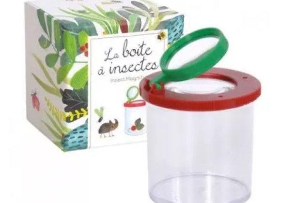 La boite à insectes - MOULIN ROTY