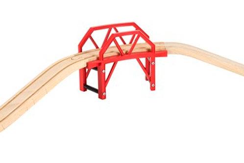 Pont courbe - BRIO