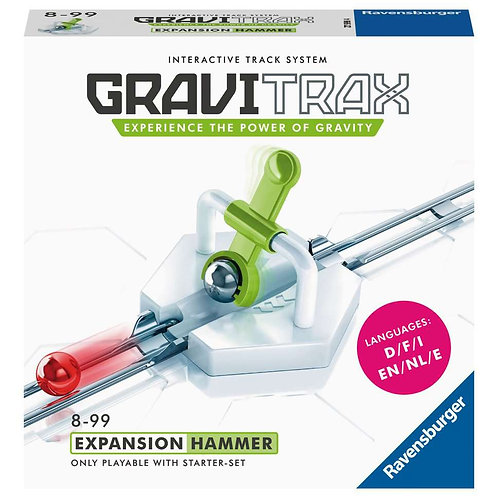 Gravitrax Set d'Extension Bloc d'Action Hammer / Marteau - RAVENSBURGER