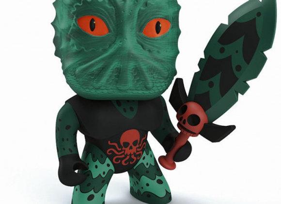 Figurine Pirate Abys - DJECO