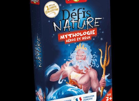 Défis Nature Mythologie Héros et Dieux - BIOVIVA!