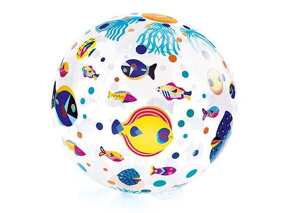 Ballon gonflable Poisson - DJECO