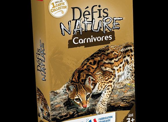 Défis Nature Carnivores - BIOVIVA!