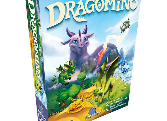 Dragomino - BLACKROCK GAMES