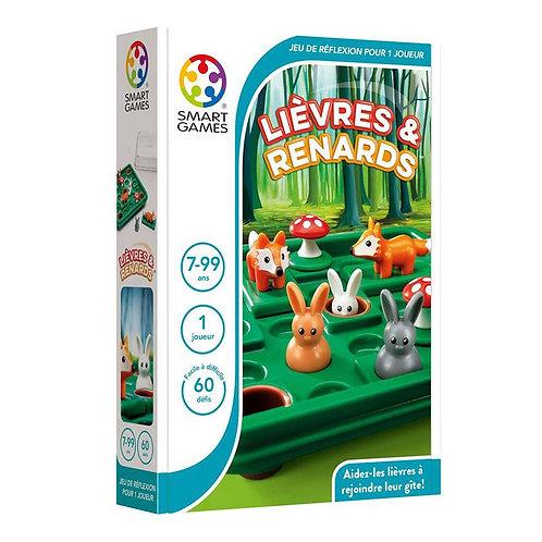 Lièvres & Renards - SMARTGAMES