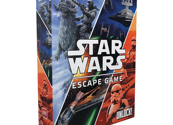 Unlock ! Star Wars Escape Game - ASMODEE