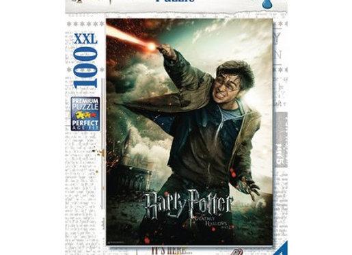 Puzzle Le monde fantastique de Harry Potter XXL 100 pièces - RAVENSBURGER