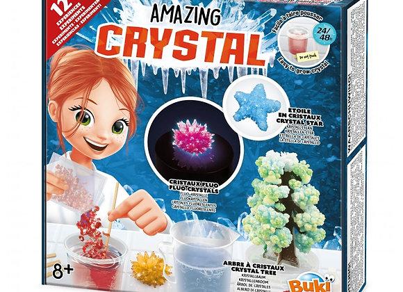Amazing Crystal - BUKI