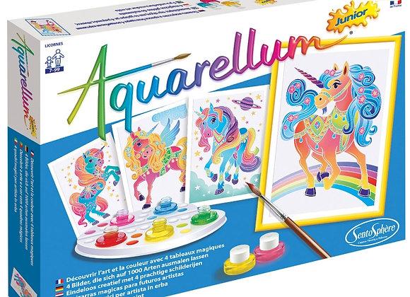 Aquarellum Junior Licornes - SENTOSPHERE