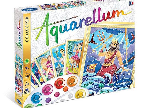 Aquarellum Mythologie – SENTOSPHERE