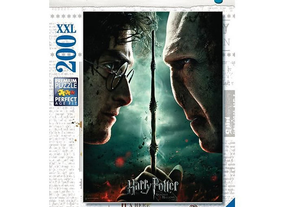 Puzzle XXL 200 pièces Harry Potter VS Voldemort - RAVENSBURGER
