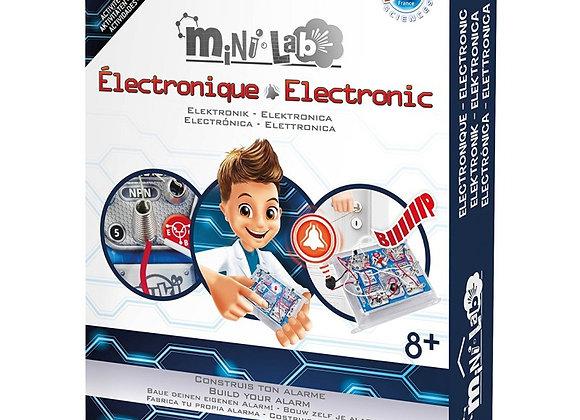 Mini laboratoire électronique - BUKI