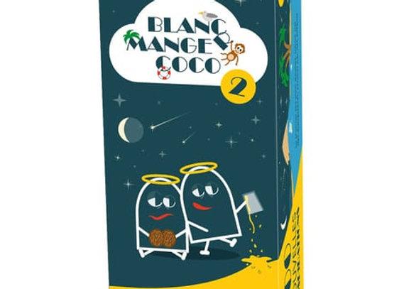 Blanc Manger Coco Tome 2 Le déluge - HIBOUTATILLUS