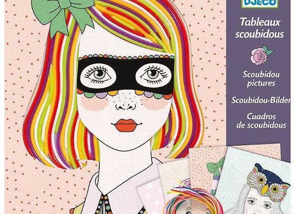 Tableaux Scoubidous - DJECO