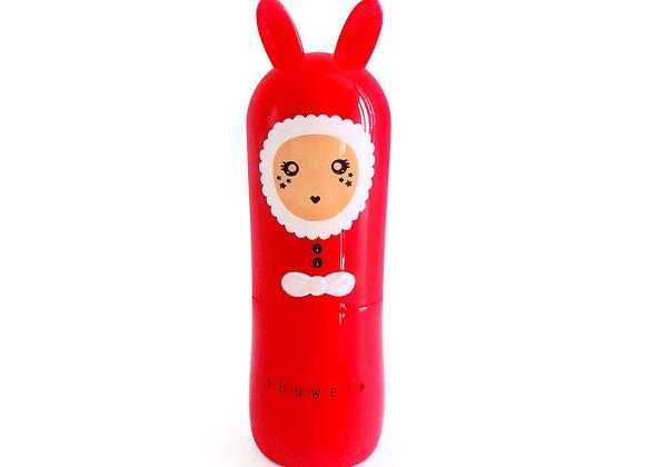 Baume à lèvres parfumé Chritmas Bunny Mangue exotique - INUWET