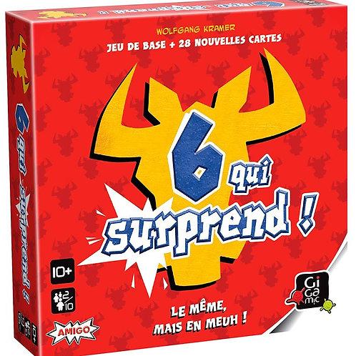Six qui surprend - GIGAMIC