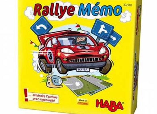 Rally Mémo - HABA