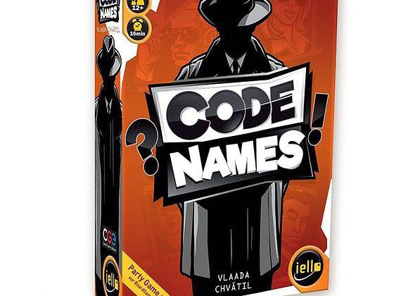 Code names! - IELLO