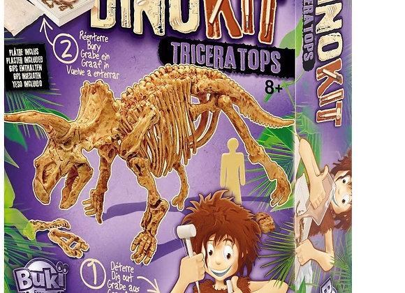 Kit de fouille Triceratops - BUKI