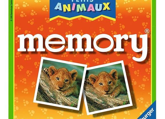 Memory Petits Animaux - RAVENSBURGER