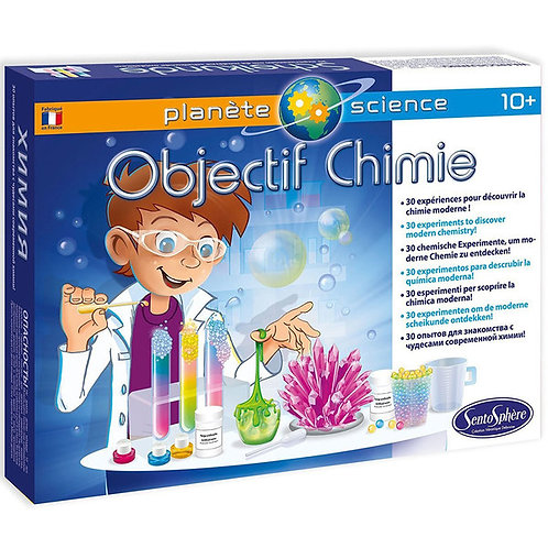 Objectif Chimie - PLANETE & SCIENCE
