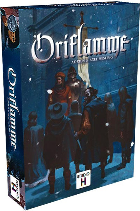 Oriflamme - GIGAMIC