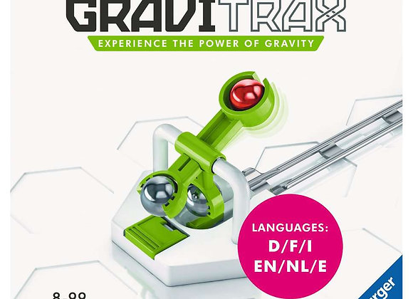 Gravitrax Set d'Extension Bloc d'Action Scoop - RAVENSBURGER