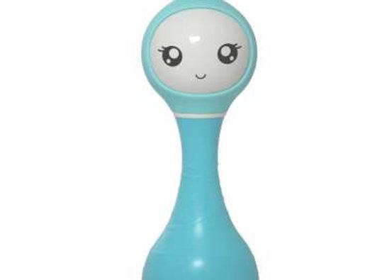 Hochet interactif Smart Bunny Bleu - ALILO
