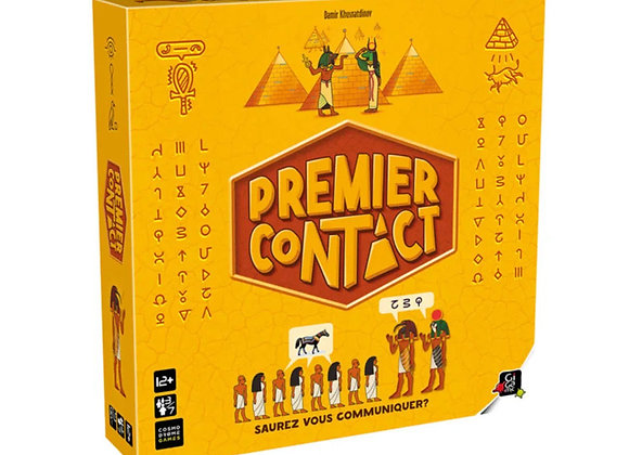 Premier contact - GIGAMIC