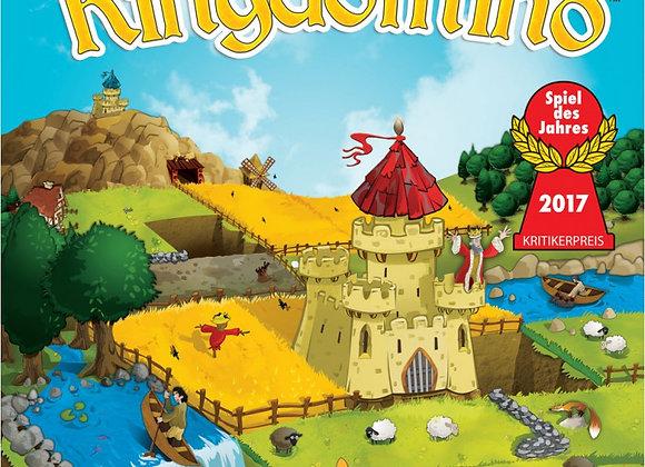 Kingdomino – BLACKROCK GAMES