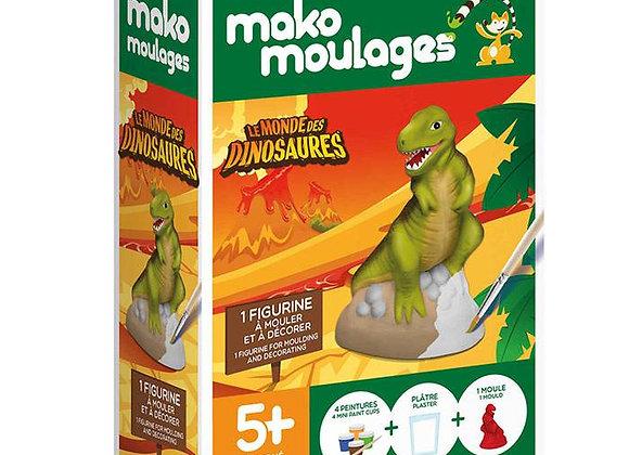 Le monde des tyranosaures - MAKO MOULAGES