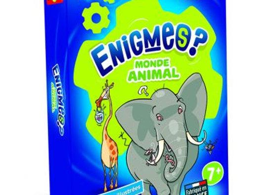 Enigmes Monde Animal - BIOVIVA!
