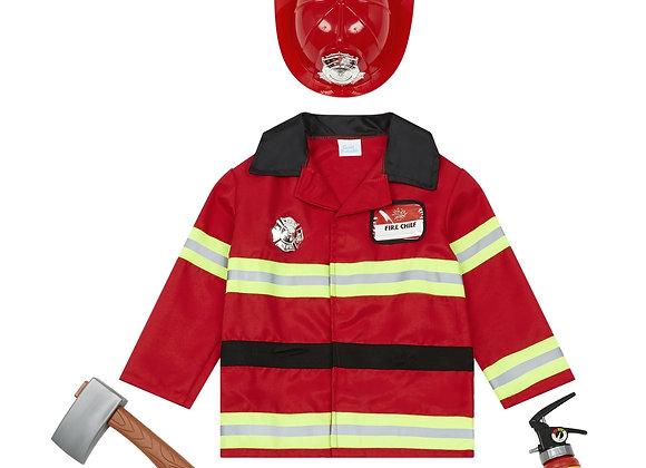 Déguisement Pompier 5/6 ans - GREAT PRETENDERS