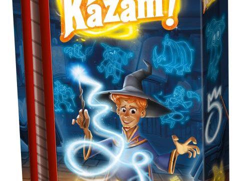 Abra Kazam! - BLACKROCK GAMES