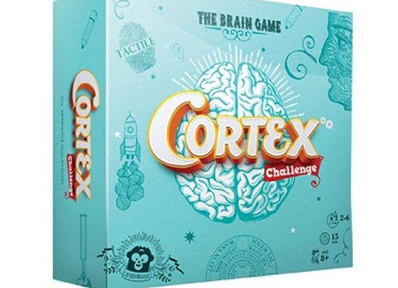 Cortex challenge – ASMODEE