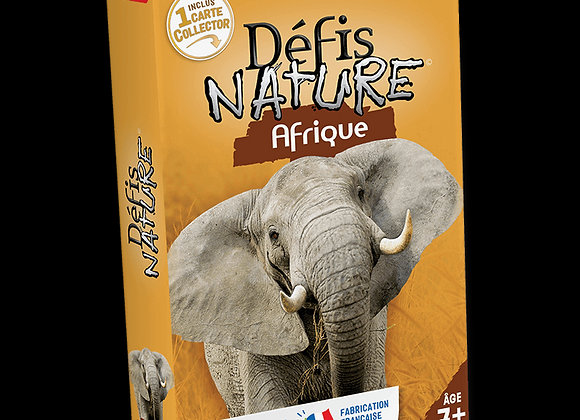 Défis Nature Afrique - BIOVIVA!