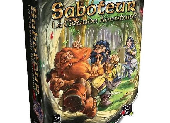 Saboteur La grande aventure – GIGAMIC