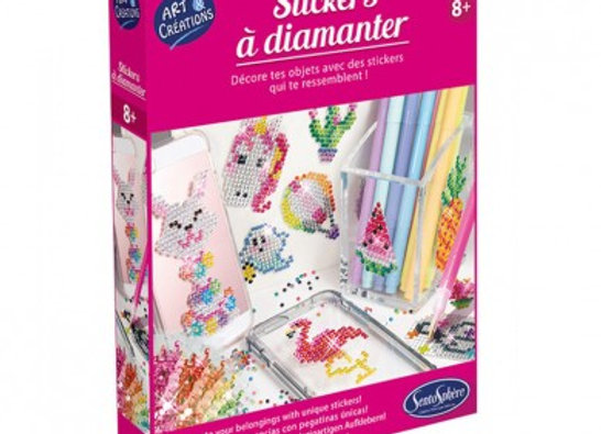 Stickers à diamanter Animaux - SENTOSPHERE
