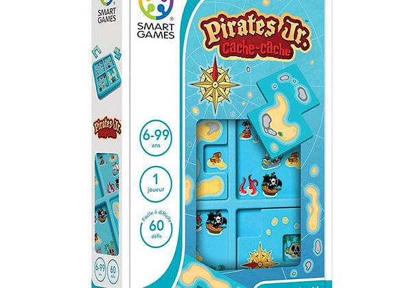 Pirates Jr. Cache Cache - SMARTGAMES