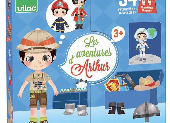 Les aventures d'Arthur - VILAC