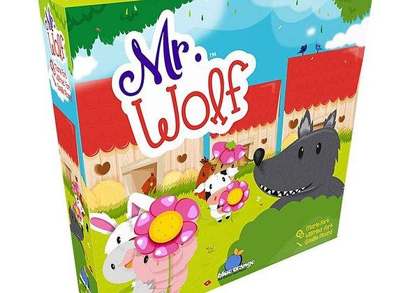 Mr Wolf – BLUE ORANGE
