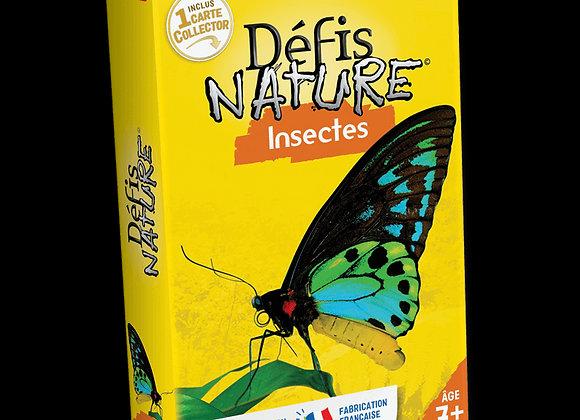 Défis Nature Insectes - BIOVIVA!